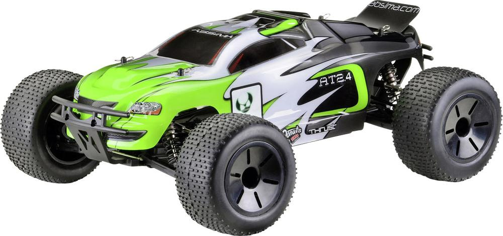 Absima AT2.4 electro truggy RTR