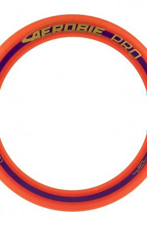 Aerobie frisbee Pro Ring 33cm oranje