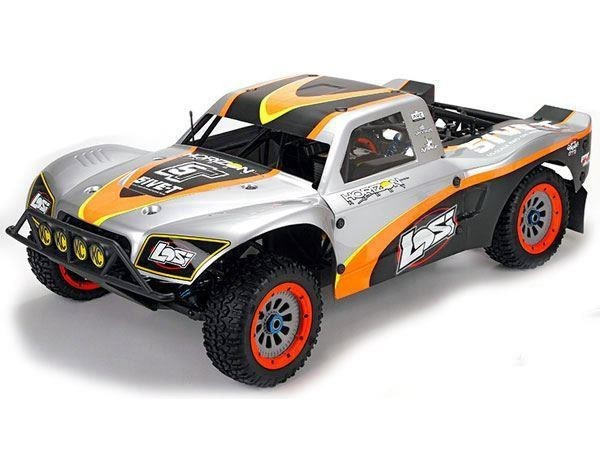 Losi 5ive-T 4WD 29cc short course RTR