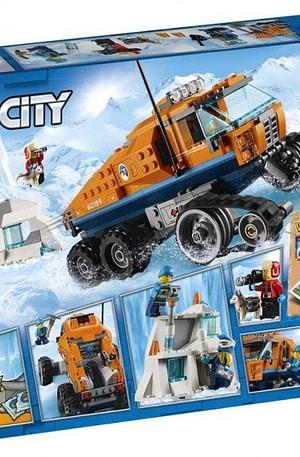 LEGO City: Arctic poolonderzoekstruck (60194)