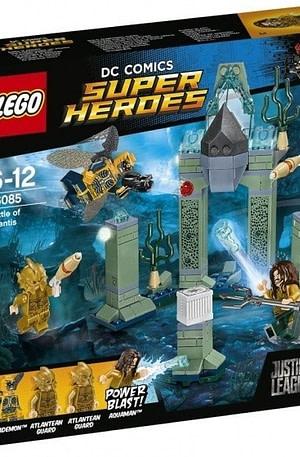LEGO Super Heroes: slag om Atlantis (76085)