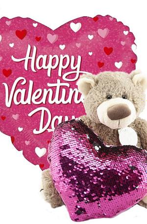 Bella pink valentine
