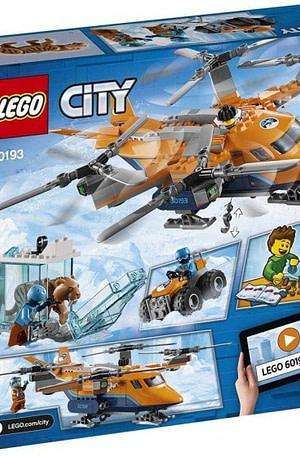 LEGO City: Arctic poolluchttransport (60192)