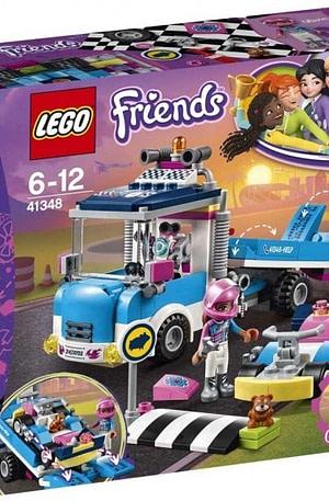 LEGO Friends: onderhouds en reparatietruck (41348)