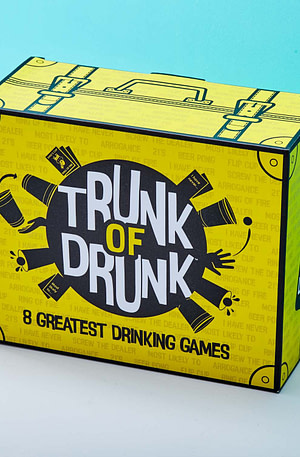 Trunk Of Drunk Drankspellen - Spencer & Fleetwood