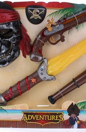 Toi Toys Piratenset met licht en geluid