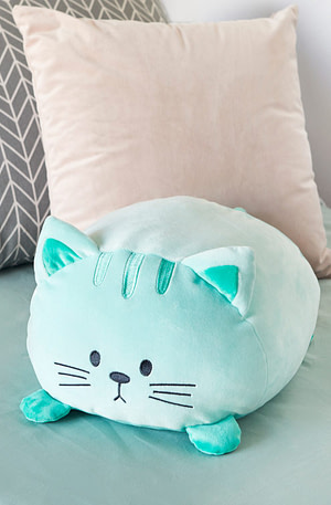 Kattenkussen - Groen - Balvi