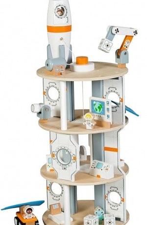 Tidlo space station en accesoires 22 stuks 55.6 cm