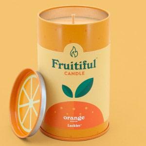 Luckies Fruitiful fruitkaars - Sinaasappel