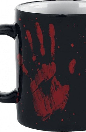 GB Eye warmtemok The Walking Dead zwart 300 ml
