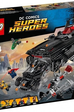 LEGO Super Heroes: Flying Fox luchtbrugaanval (76087)