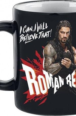 GB Eye warmtemok WWE Roman Reigns zwart 300 ml