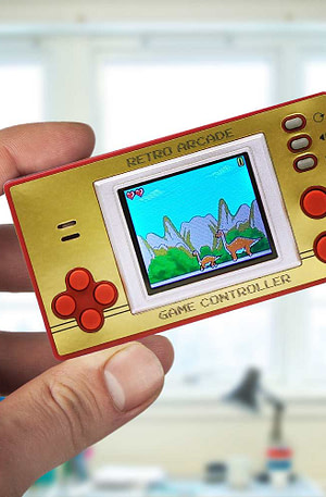BULCK - Nr. 1 cadeau website | Retro Pocket Games