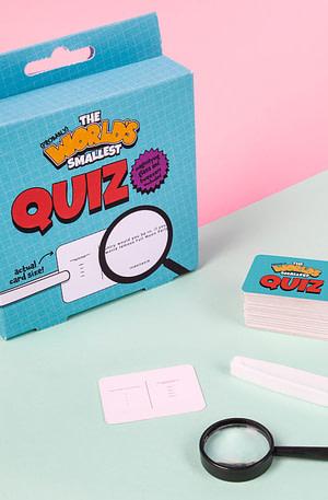 S Werelds Kleinste Quiz - Fizz