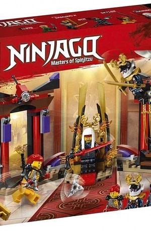 LEGO Ninjago: Troonzaalduel (70651)
