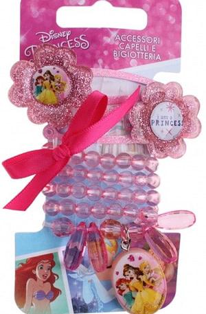 Disney juwelenset Princess 3 delig roze