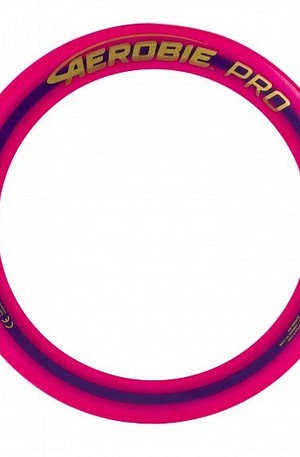 Aerobie frisbee Pro Ring roze 33cm