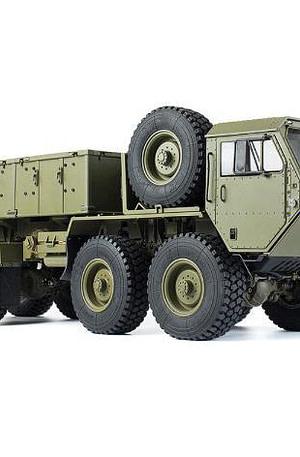 HG 1/12 8X8 M977 Military Truck 2.4G Green