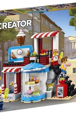 LEGO Creator: Modulaire zoete traktaties (31077)
