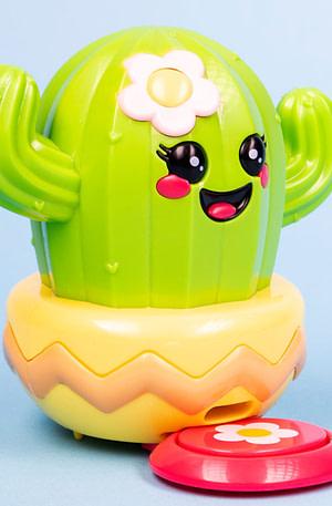 Nagellakdroger - Cactus - Fizz