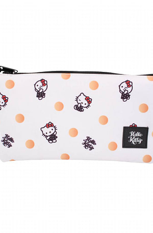 Bulck | De nr. 1 cadeau website | Hello Kitty Hello Kitty drievoudige etui - Polka Dots