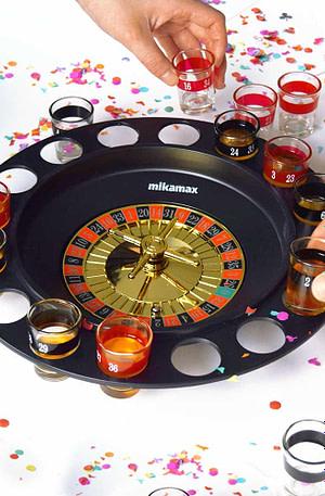 BULCK - Nr. 1 cadeau website | Roulette Drankspel