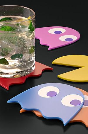 Pac-Man Onderzetters (Set Van 5) - Balvi