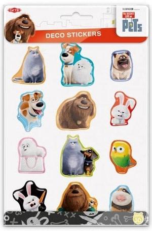 Tactic stickervel The Secret Life of Pets