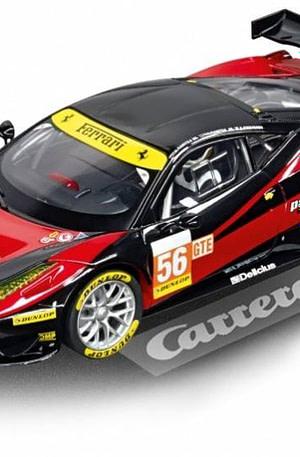 Carrera Evolution racebaan auto Ferrari 458 Italia GT2 No.56