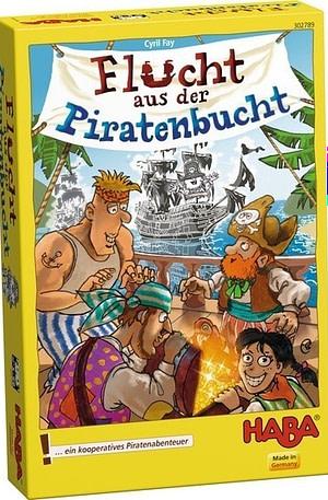 Haba gezelschapsspel Flucht aus der Piratenbucht (DU)