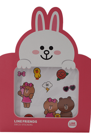 Bulck | De nr. 1 cadeau website | LINE FRIENDS Line Friends stickers