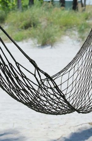 Draagbare Net Hangmat