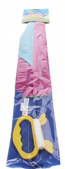 Toyrific vlieger paars/blauw 114 x 50 cm