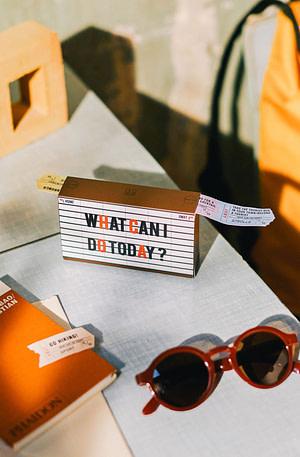 Inspiratiebox What Can I Do Today - DOIY