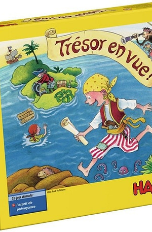 Haba kinderspel Trésor en Vue (FR)