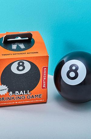 8 Ball Drankspel - Kikkerland