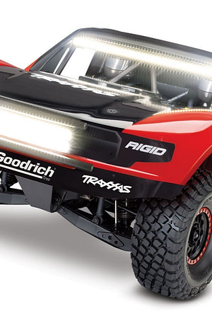 Traxxas Unlimited Desert Racer RTR - Rigid Industries - Met LED-verlichting!