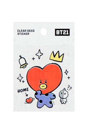 Bulck | De nr. 1 cadeau website | BT21 BT21 Deco sticker - TATA