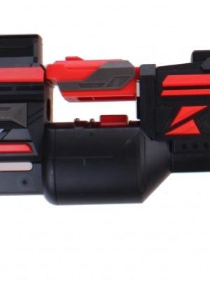 Tack Pro shotgun Pro Atack III foam 50 cm zwart/rood