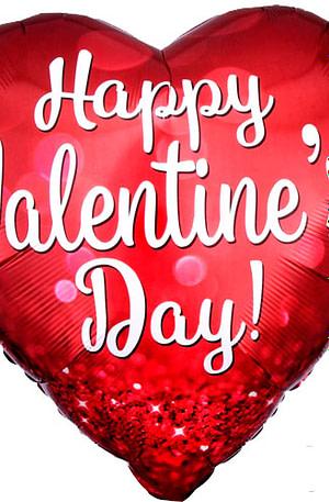 Valentijn sparkle jumbo