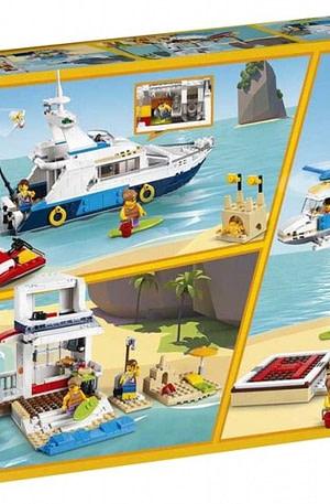 LEGO Creator: Mobiele stuntshow (31085)