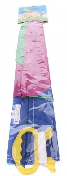 Toyrific vlieger paars/groen 114 x 50 cm
