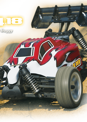 Dromida BX4.18 electro buggy RTR