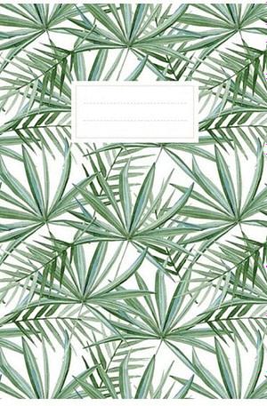 Deltas Paperstore: schrift Leaves gelijnd