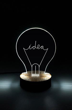 Tafellamp Idea - Balvi