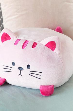 Kattenkussen - Roze - Balvi