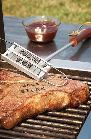BULCK - Nr. 1 cadeau website | BBQ Brandijzer - BBQ Branding Iron