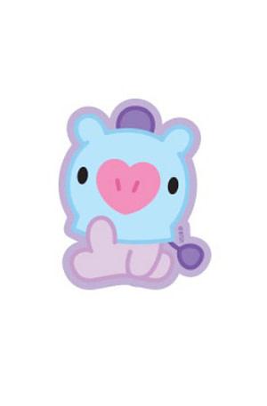 Bulck | De nr. 1 cadeau website | BT21 BT21 Baby Sticker - MANG (Zittend)
