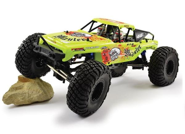 FTX Mauler 4x4 Rock Crawler RTR - Geel