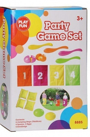 Playfun party spellenset